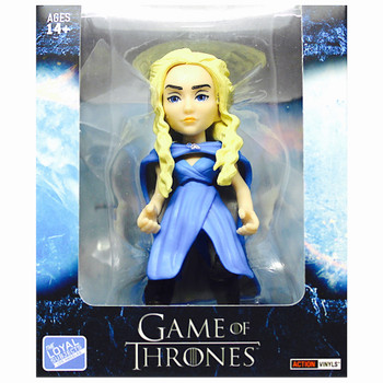 Game of Thrones Daenerys Targaryen with Slaver's Whip Mystery Figure 3.25""