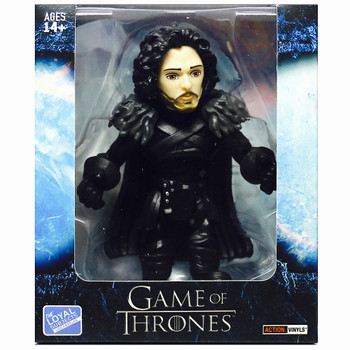 Game of Thrones John Snow with Longclaw Mystery Figure 3.25""