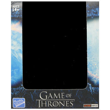Game of Thrones White Walker with Ice Spear Mystery Figure 3.25""