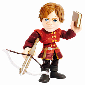 """Game of Thrones Tyrion Lannister with Crossbow Mystery Figure 3.25"""""""