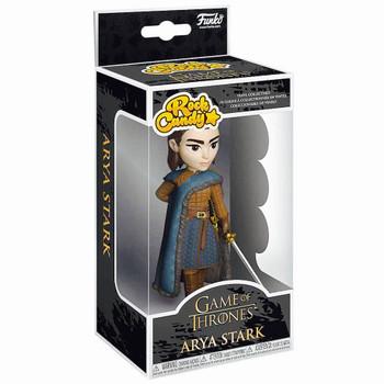 "Arya Stark Game of Thrones Rock Candy Vinyl Figure 5"""