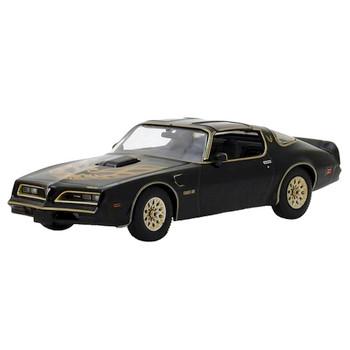 Jada Diecast Smokey & The Bandit 1977 Pontiac Firebird Hollywood Rides Vehicle 1:32 Scale