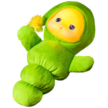 """Glo Worm Snuggle & Soothe 9"""" Doll"""