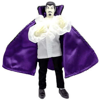 """Dracula Glow in the Dark Classic 8"""" MEGO Action Figure Re-Issue 2019"""