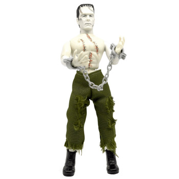 "Frankenstein Glow in the Dark Classic 8"" MEGO Action Figure Re-Issue 2019"