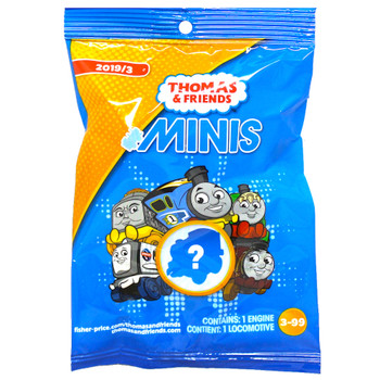 Sushi Bertie Thomas the Train Blind Bag 2019/3 Factory Sealed