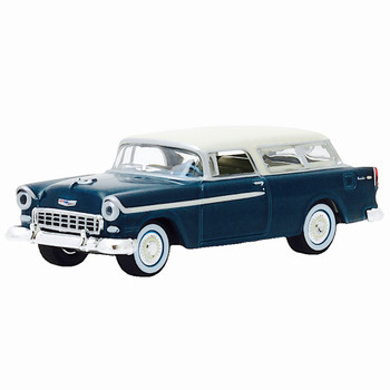 Estate Wagons 1955 Chevrolet Nomad Greenlight 1:64 Scale