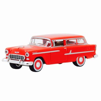 Estate Wagons 1955 Chevrolet Two-Ten Handyman Greenlight 1:64 Scale