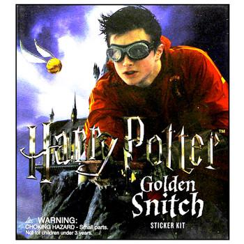 Harry Potter Golden Snitch Miniature Kit