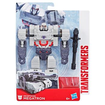 "Decepticon Megatron Transformers Authentics 6"""