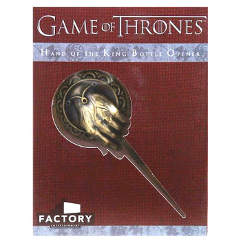 Game of Thrones Hand of the King Bottle Opener