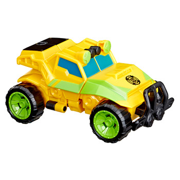 Bumblebee to Rock Crawler Playskool Rescue Bots Academy Transformer 4.5""