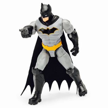 "Batman the Caped Crusader Rebirth Grey Suit Action Figure 4"" with Accessories"