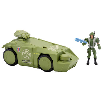 Advanced APC Vehicle Alien 40th Anniversary Alien Collection Colonial Marines vs Aliens