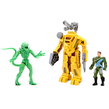 Power Loader Alien 40th Anniversary Alien Collection Colonial Marines vs Aliens