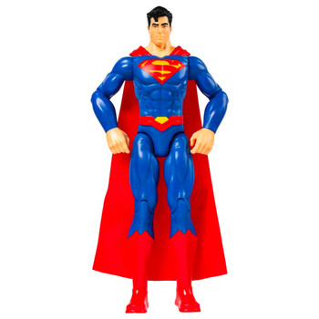 "Superman 1st Edition DC Comics 12"" Action Figure"
