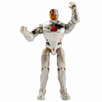 "Cyborg DC Heroes Unite Action Figure 4"" with Accessories"
