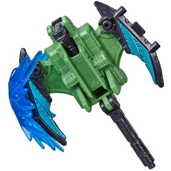 Pteraxadon Siege Transformer Action Figure 2""