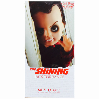 """The Shining Jack Torrance with Axe Living Dead Doll 10.5"""""""