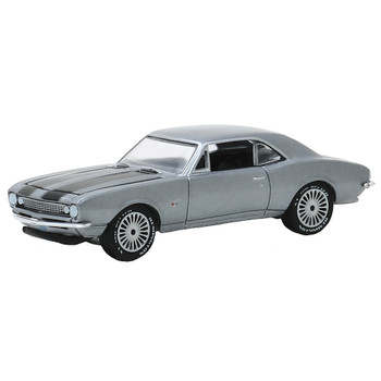 Christine Buddy Repperton 1967 Chevrolet Camaro Greenlight Hollywood 1:64