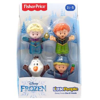 "Disney Frozen Elsa & Friends Little People Figures 2.5"""