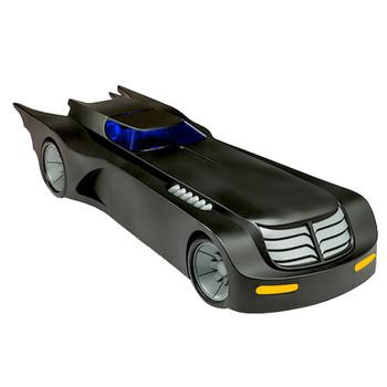 Batman the Animated Series Batmobile Hot Wheels Diecast Car 1/50 Scale