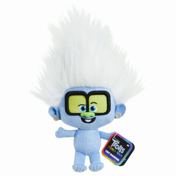 Tiny Diamond Trolls World Tour Plush Figure 8""