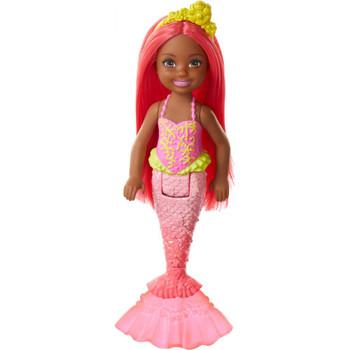 """Pink Mermaid Barbie Dreamtopia Chelsea Doll 5.5"""""""