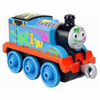 Paint Splash Thomas & Friends Adventures Metal Engine
