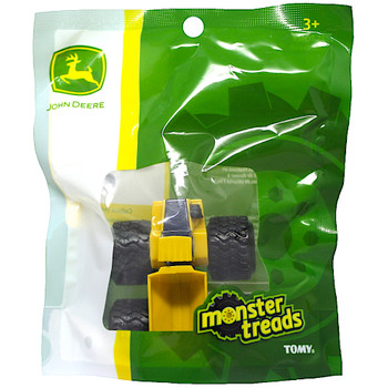 Monster Treads John Deere Dump Truck Mini Vehicle Bagged