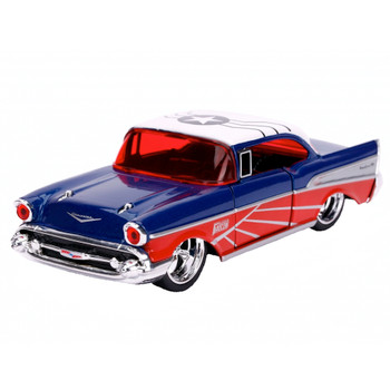 Falcon 1957 Chevy Bel Air Marvel Avengers Jada Diecast 1/32