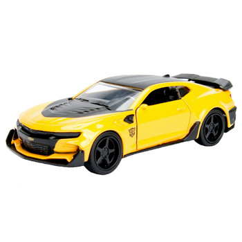 Bumblebee Transformers 2016 Chevy Camaro Diecast Vehicle 1/32