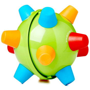 Bumpie Ball by Spark Jiggles and Wiggles