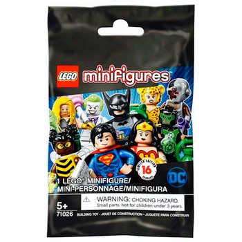 Aquaman DC Lego Minifigure Series 71026 Sealed Blind Bag