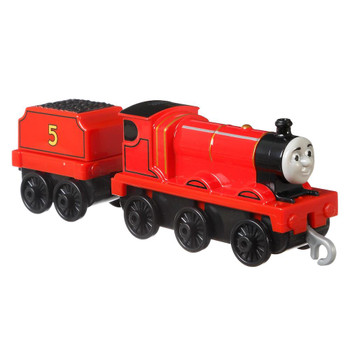 James Thomas & Friends Adventures Metal Engine Push Along