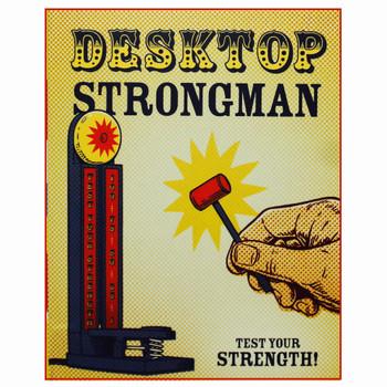 "Desktop Strongman Miniature Editions 3"""