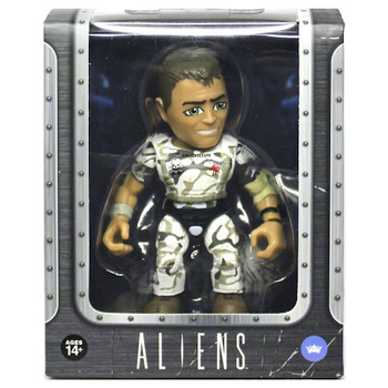 "Hudson Grey Camo Aliens 3.2"" Vinyl Figure Loyal Subjects"