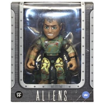"Hudson Green Camo Aliens 3.2"" Vinyl Figure Loyal Subjects"