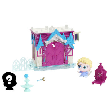 Elsa's Frozen Castle Disney Frozen Doorables Stackable Playset