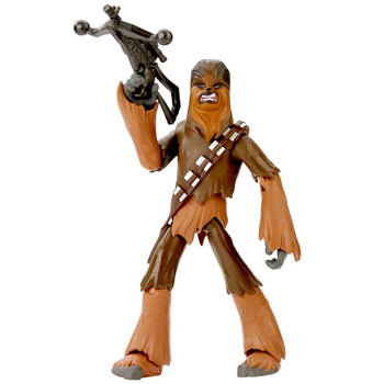 Chewbacca Star Wars Galaxy of Adventures Action Figure 5""