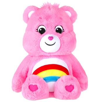 """Cheer Bear With Coin 2020 Plush Care Bear 14"""""""