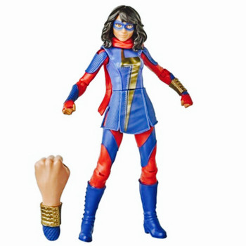 Ms. Marvel Advanced Marvel Avengers Gamerverse Action Figure 6""
