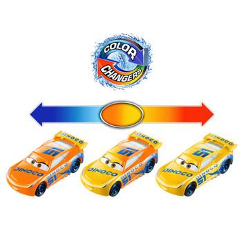 Dinoco Cruz Ramirez Disney Cars Color Changers 1/55 Scale