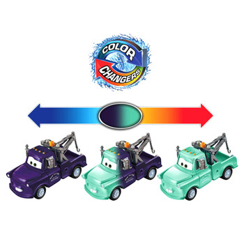 Mater Disney Cars Color Changers 1/55 Scale