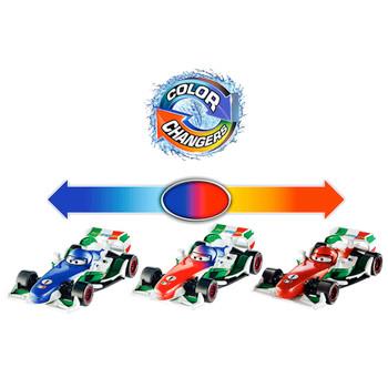 Francesco Bernoulli Disney Cars Color Changers 1/55 Scale