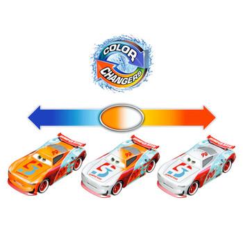 Paul Conrev Disney Cars Color Changers 1/55 Scale