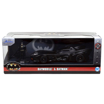 Batman Returns Batmobile & Figure Jada Diecast 1/32