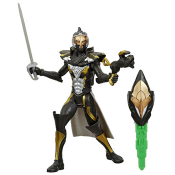 "Cybervillain Robo Blaze Power Rangers Beast Morphers 6"" Action Figure"