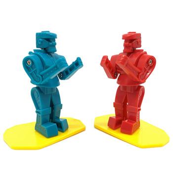 """World's Smallest Rock'Em Sock'Em Robots 3.5"""""""