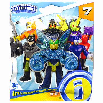 """Knightmare Batman DC Series 7 Imaginext 2.5"""" Factory Sealed"""